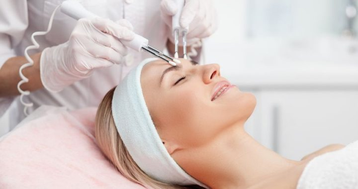 Микротоковое воздействие при заболеваниях кожи и подкожной клетчатки